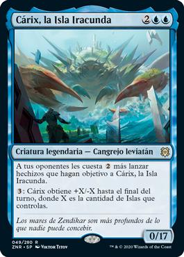 Cárix, la Isla Iracunda