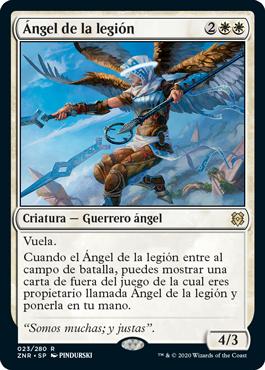 Ángel de la legión