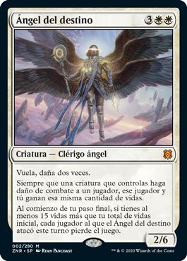 Ángel del destino