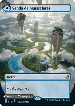 Borderless Clearwater Pathway