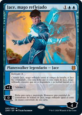 Jace, mago reflejado