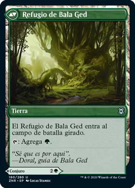 Refugio de Bala Ged