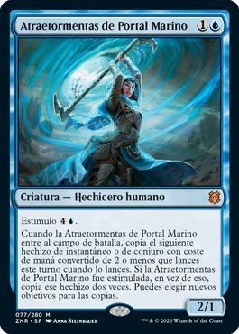 Atraetormentas de Portal Marino
