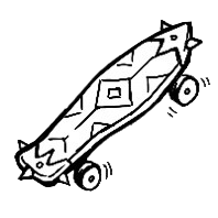 Kor Skateboard