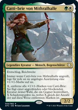 Catti-brie von Mithralhalle
