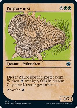Purpurwurm