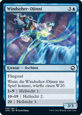 Windseher-Djinni