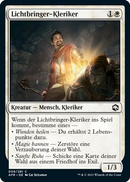 Lichtbringer-Kleriker