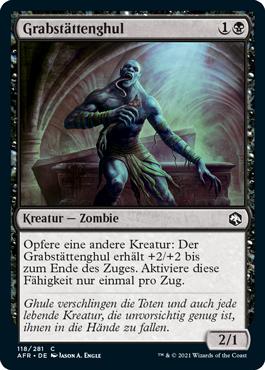 Grabstättenghul