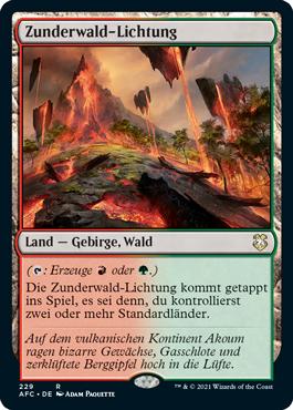 Zunderwald-Lichtung
