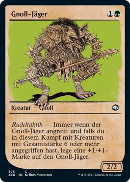 Gnoll-Jäger