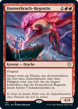 Donnerbruch-Regentin