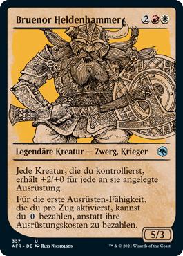 Bruenor Heldenhammer