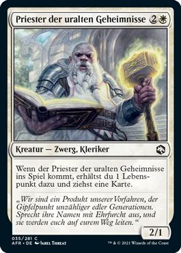 Priester der uralten Geheimnisse