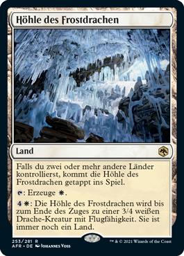 Höhle des Frostdrachen
