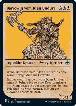 Barrowin vom Klan Undurr