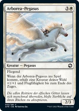 Arborea-Pegasus