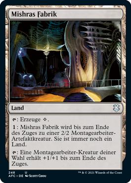 Mishras Fabrik