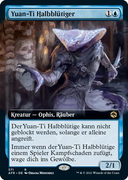 Yuan-Ti Halbblütiger