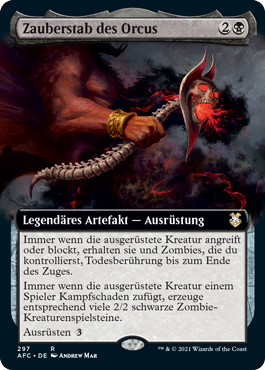 Zauberstab des Orcus