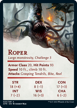 Roper Stat Card 25/81