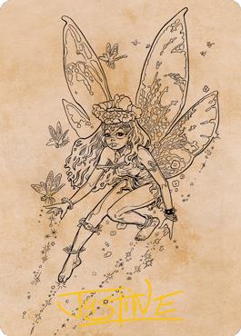 Pixie Guide Art Card 78/81