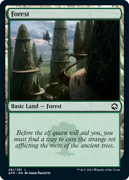 AFR Forest 281