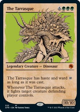 The Tarrasque