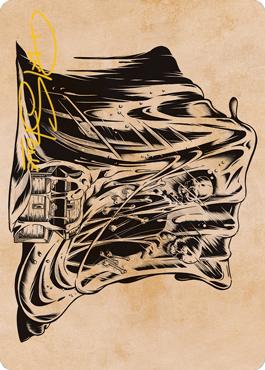 Gelatinous Cube Art Card 71/81