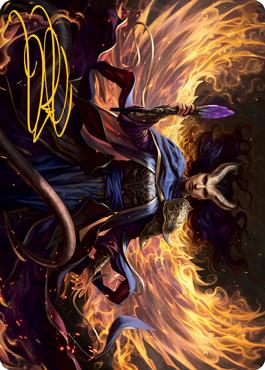 Farideh, Devil's Chosen Art Card 32/81