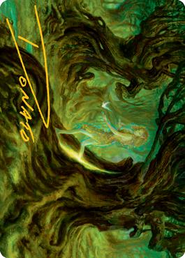 Neverwinter Dryad Art Card 69/81