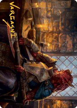 Jaded Sell-Sword Art Card 47/81