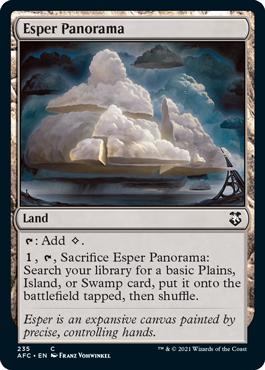 Esper Panorama