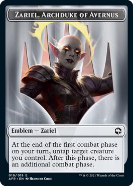 Zariel, Archduke of Avernus