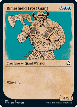 Rimeshield Frost Giant