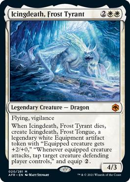 Icingdeath, Frost Tyrant