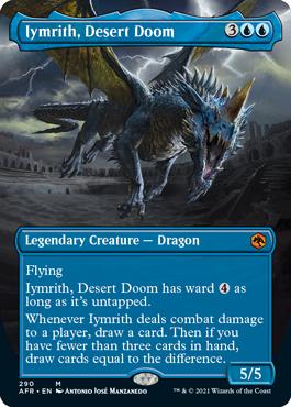 Iymrith, Desert Doom