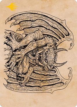 Cloister Gargoyle Art Card 65/81