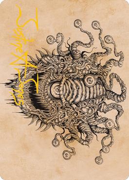 Baleful Beholder Art Card 68/81
