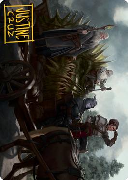 Grim Bounty Art Card 72/81