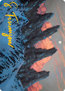 Mountain Art Card 59/81