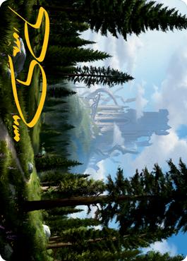 Forest Art Card 61/81