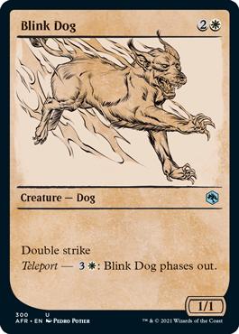 Blink Dog