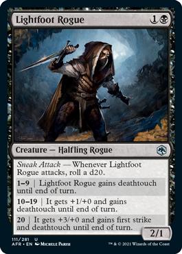 Lightfoot Rogue