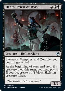 Death-Priest of Myrkul