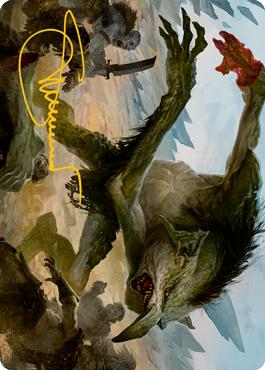 Troll Art Card 21/81