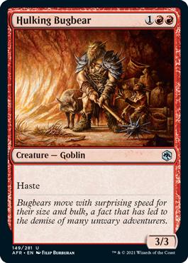 Hulking Bugbear
