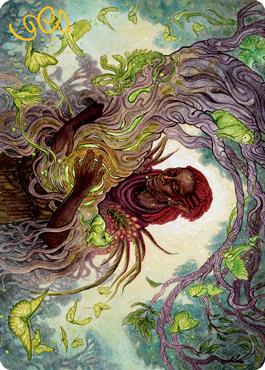Circle of Dreams Druid Art Card 66/81