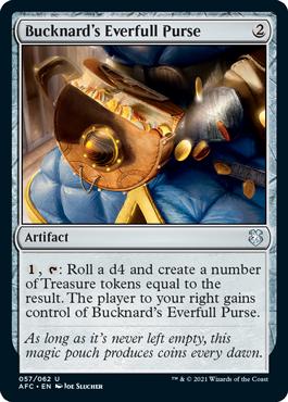 Bucknard's Everfull Purse
