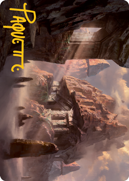 Mountain Art Card 62/81